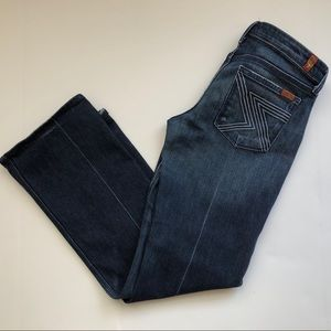 7 for All Mankind Flynt Jeans Size 29